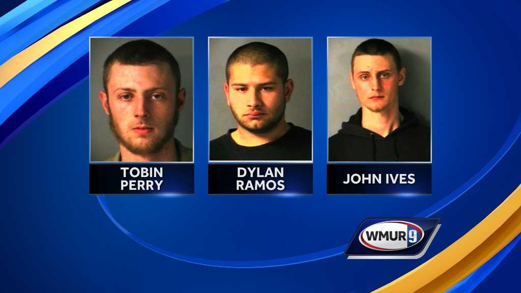 3 Arrested 1 At Large In Auto Shop Burglary