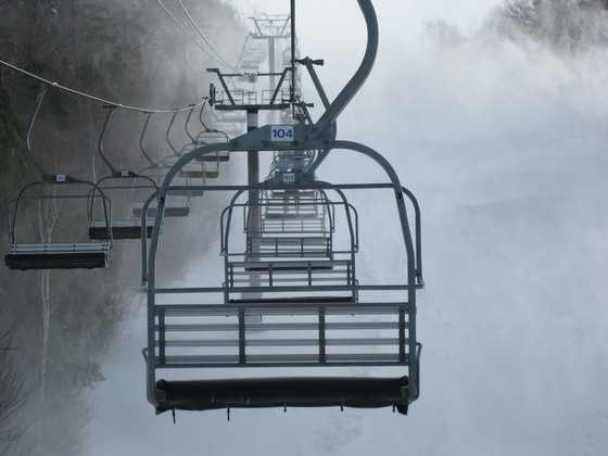 Ski passes to one of the Granite State's many ski areas like Waterville Valley or Loon Mountain.