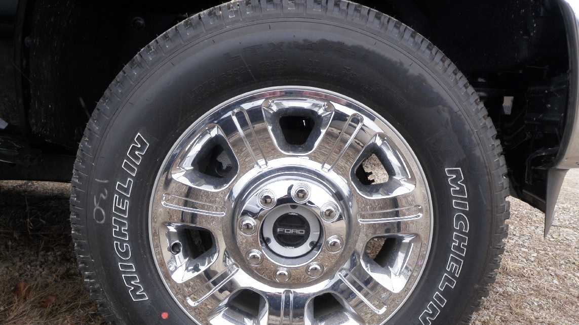 Londonderry Police are asking for the public's help in finding the person or persons responsible for stealing tire and rim combinations from Ford of Londonderry last week.