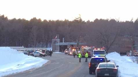 An explosion at the New Hampshire Ball Bearings left 15 people injured. Read more: http://www.wmur.com/news/nh-news/major-explosion-injuries-reported-at-peterborough-facility/24394532