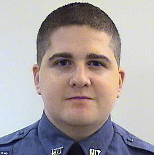 "MIT police officer Sean Collier was shot ""execution style"" as he sat in his cruiser in Cambridge on April 18, 2103."