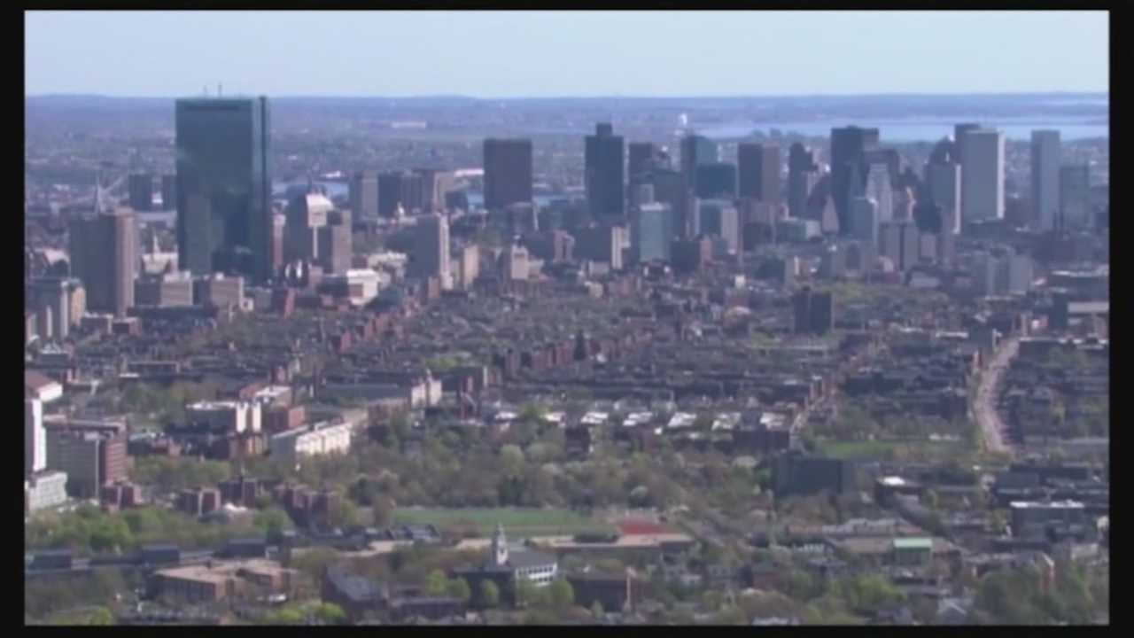 On Thursday the U.S. Olympic Committee is expected to choose a city to put in the running to host the 2024 Olympic games. Boston is one of the four finalists for the bid. WMUR's Adam Sexton reports.