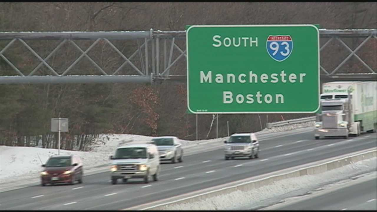 About an inch of snow is expected to fall during the morning commute Friday. But because of the extreme cold, Department of Transportation officials said they can't pretreat the roads. WMUR's Stephanie Woods reports.