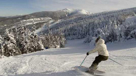1. Cannon Mountain Ski Area in Franconia