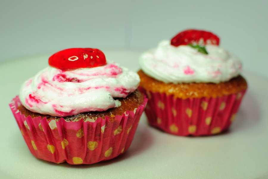 3.) Bakery goods