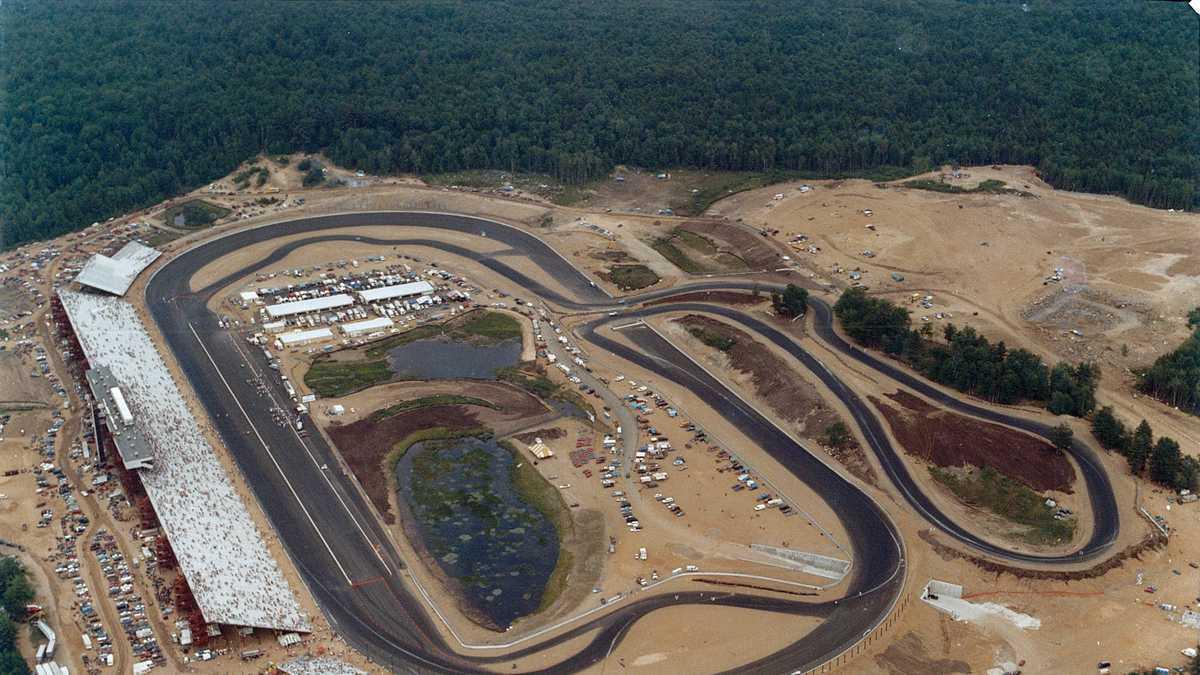 New Hampshire Motor Speedway Celebrates 25 Years Of Nascar