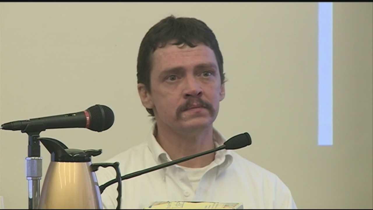 Robarge testifies he didn't kill wife