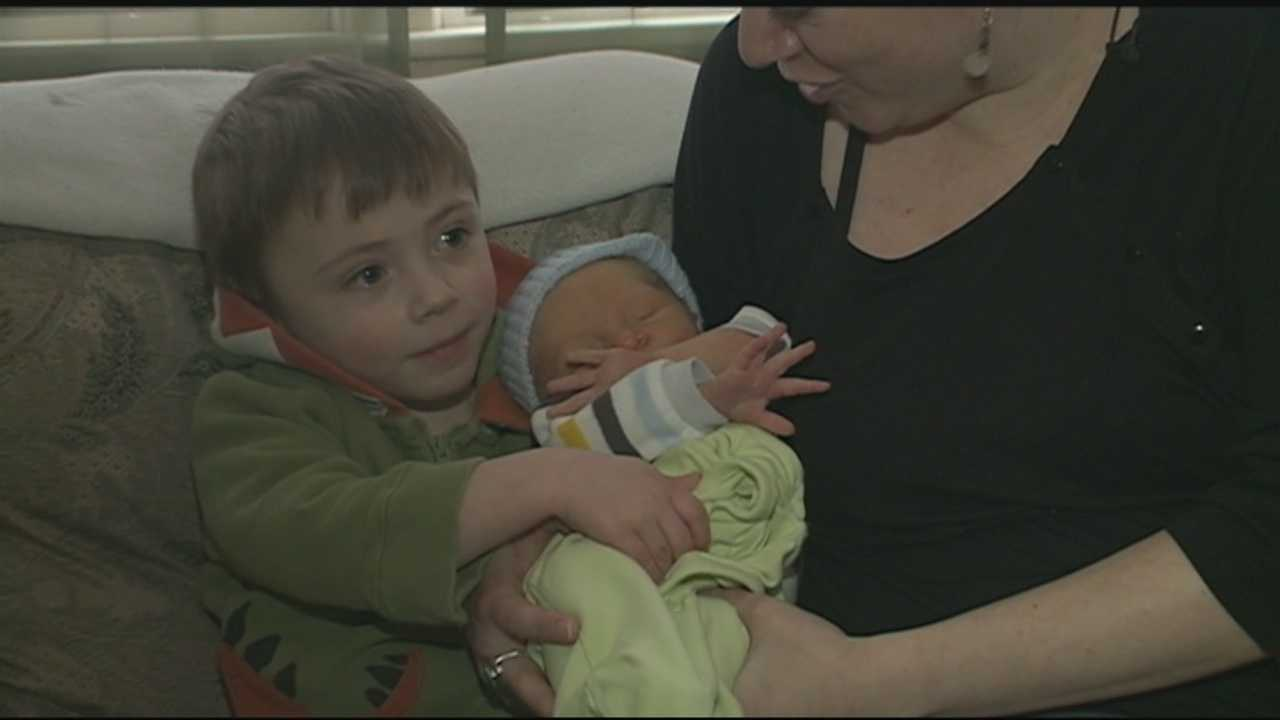 As more snow makes its way into the state, medical professionals are urging parents-to-be to come up with a plan.