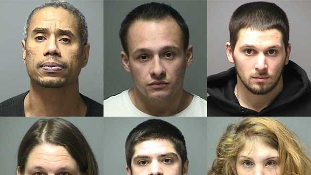 An operation to crack down on prostitution in Manchester resulted in six arrests on Friday.