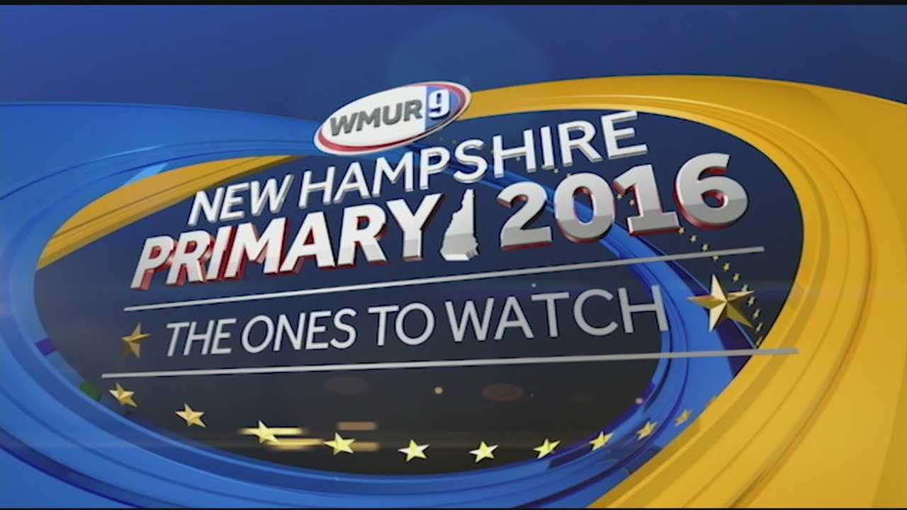 View Part 1 of WMUR's presidential politics special on the New Hampshire Primary, which is one year away in Feb. 2016.