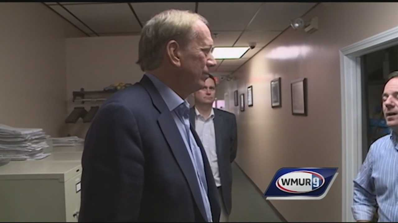 View Part 5 of WMUR's presidential politics special on the New Hampshire Primary, which is one year away in Feb. 2016.
