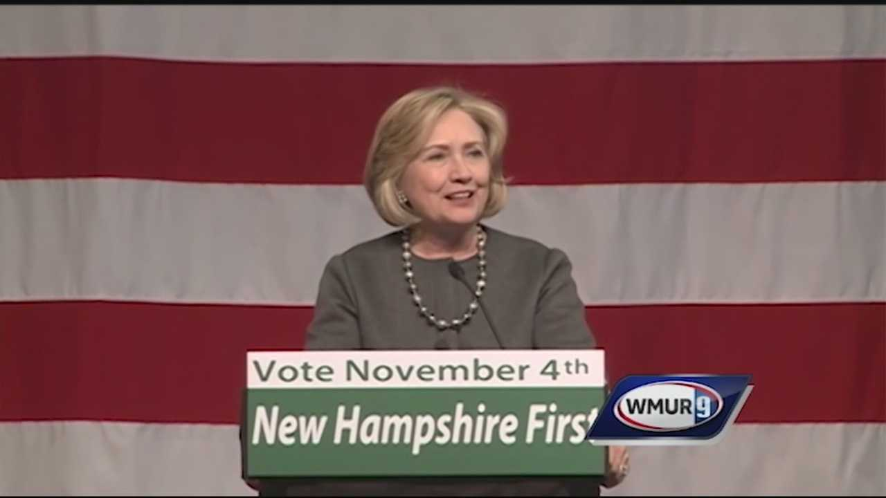 View Part 2 of WMUR's presidential politics special on the New Hampshire Primary, which is one year away in Feb. 2016.