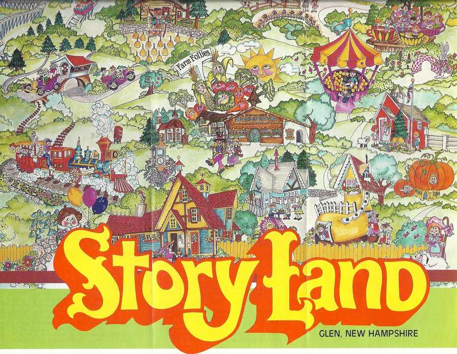 Story Land had been open for 30 years by the time 1985 rolled around. It actually opened at the same time as Disneyland.
