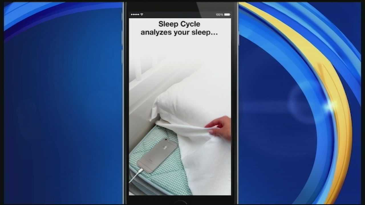 "Are you someone who struggles to wake up in the morning? Are you still tired when your alarm goes off, even though you got ""enough"" sleep? An app called sleep cycle can help."