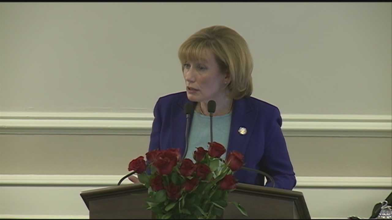 Gov. Maggie Hassan is proposing an $11.5 billion, two-year state budget, a 6.4 percent increase over the existing budget.