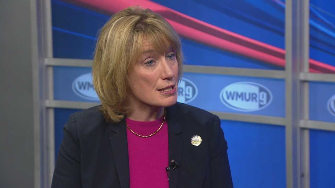 Gov. Maggie Hassan discusses the budget priorities she highlighted in an address to lawmakers the week.