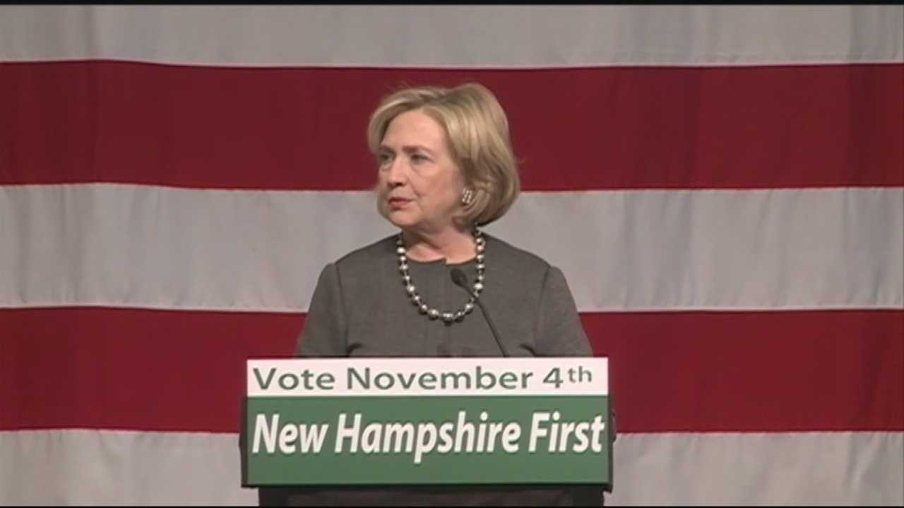While several potential Republican presidential candidates have scheduled trips to New Hampshire, it appears the Democratic field is waiting to see what Hillary Clinton will do.