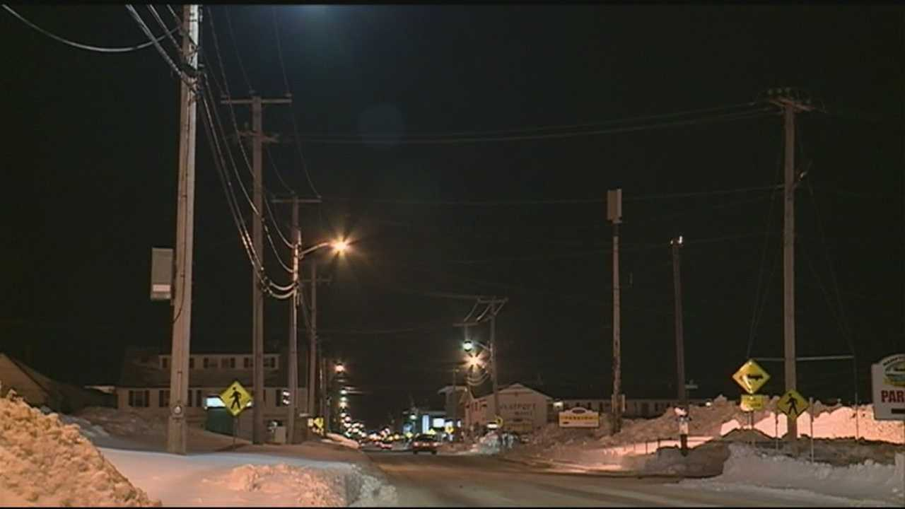 Power companies are preparing to respond to any outages caused by the blizzard. WMUR's Adam Sexton reports.