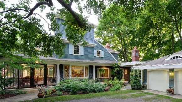 This property on Portsmouth Avenue is listed at $1,950,000.