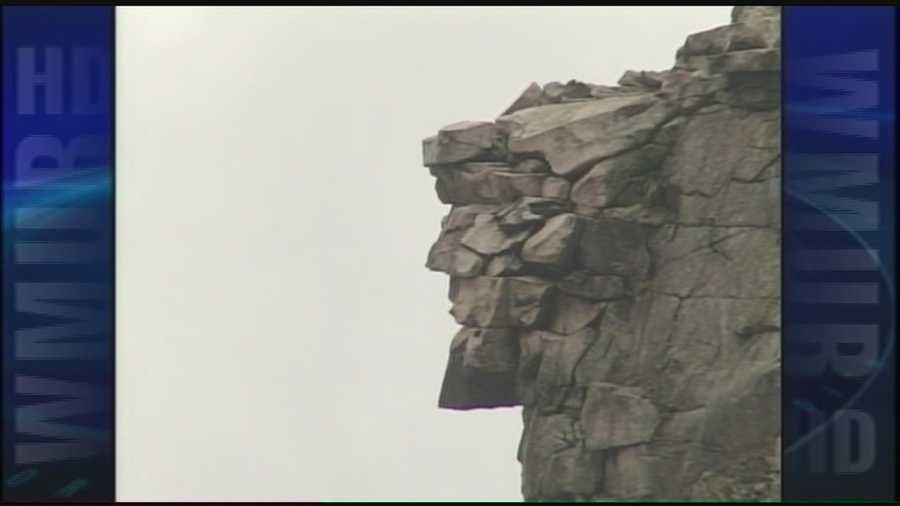 One of the most famous changes to New Hampshirein the last 30 years is of course the Old Man of the Mountain.