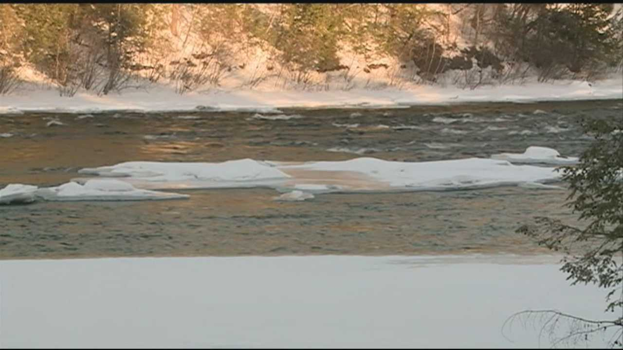 Temperatures are still well below freezing, but state emergency managers are already looking ahead to the spring thaw, and they're worried about flooding.