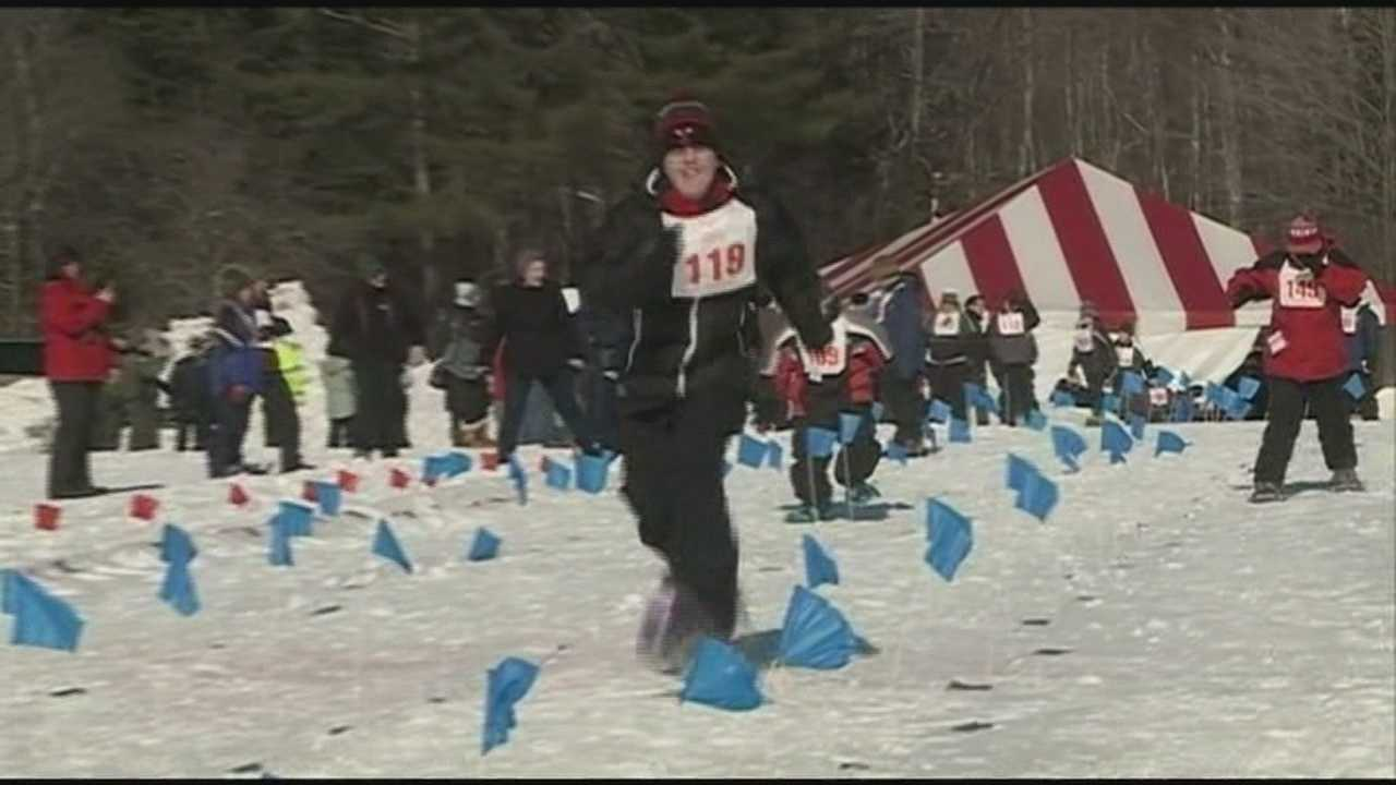 Special Olympians from across New Hampshire are showing off their skills at Waterville Valley this week for the 2015 games.