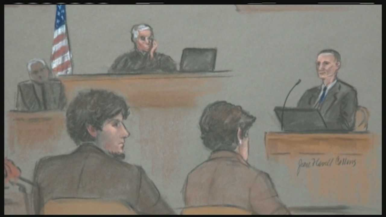Marathon Bombing Trial Continues