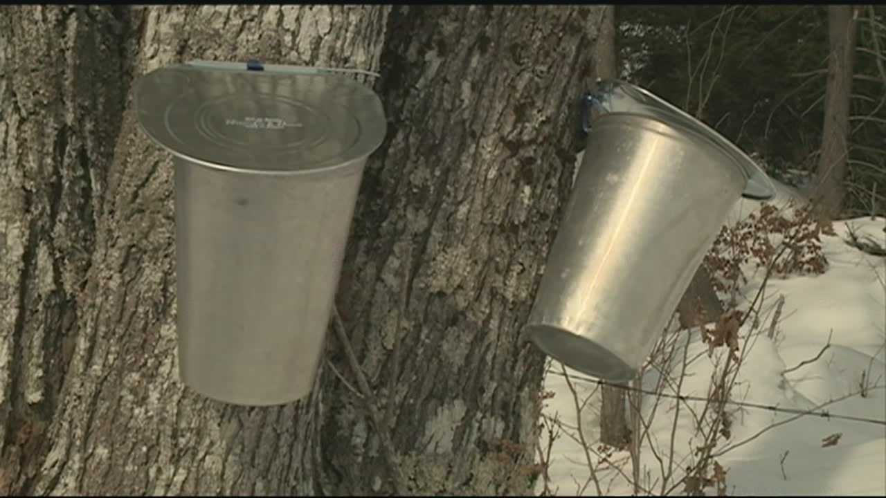 It's sometimes referred to as the sweetest time of year in the Northeast. From mid-February to mid-April, sugar shacks are boiling away to make maple syrup. WMUR's Jennifer Crompton reports.