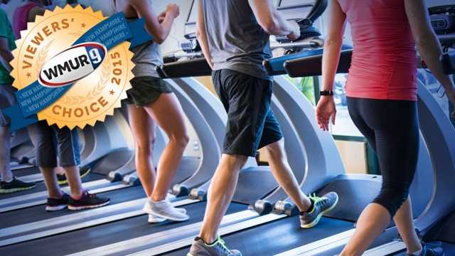 Looking to get in shape in the new year? We asked our viewers where to find the best gyms in the Granite State. Take a look at the top results!