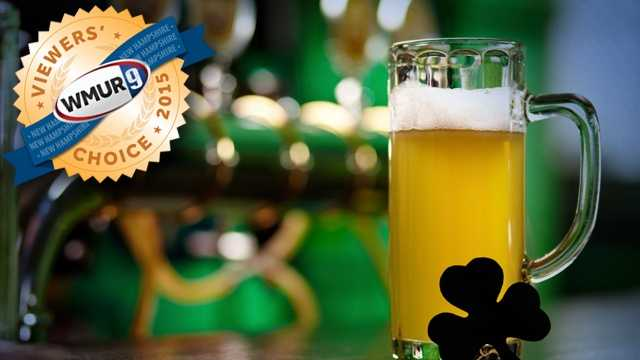 With Saint Patrick's Day around the corner, we asked our viewers where to find the best Irish pub in the Granite State. Take a look at the top responses!