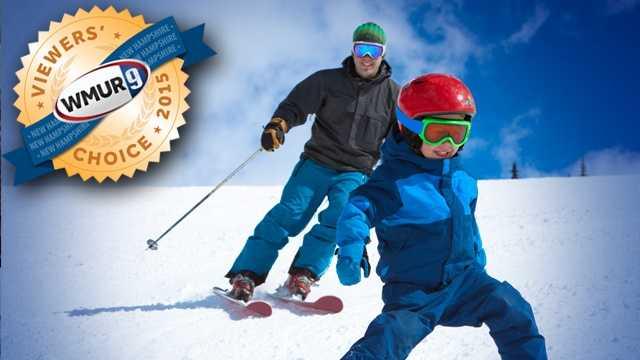Best ski area 2017