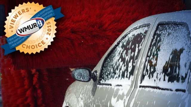 With warmer weather (hopefully) around the corner, we asked our viewers where to find the best car wash in the Granite State. Take a look at the top responses.