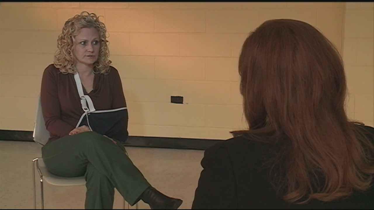 Pamela Smart said she can't imagine living the rest of her life in prison, where she has been sentenced for her role in the death of her husband. WMUR's