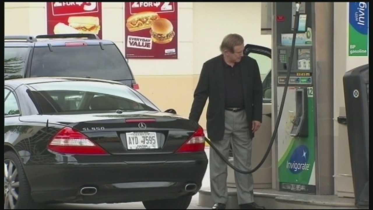 Drivers fueling up in New Hampshire could be the target when it comes to filling the budget cuts facing the state's Department of Transportation.