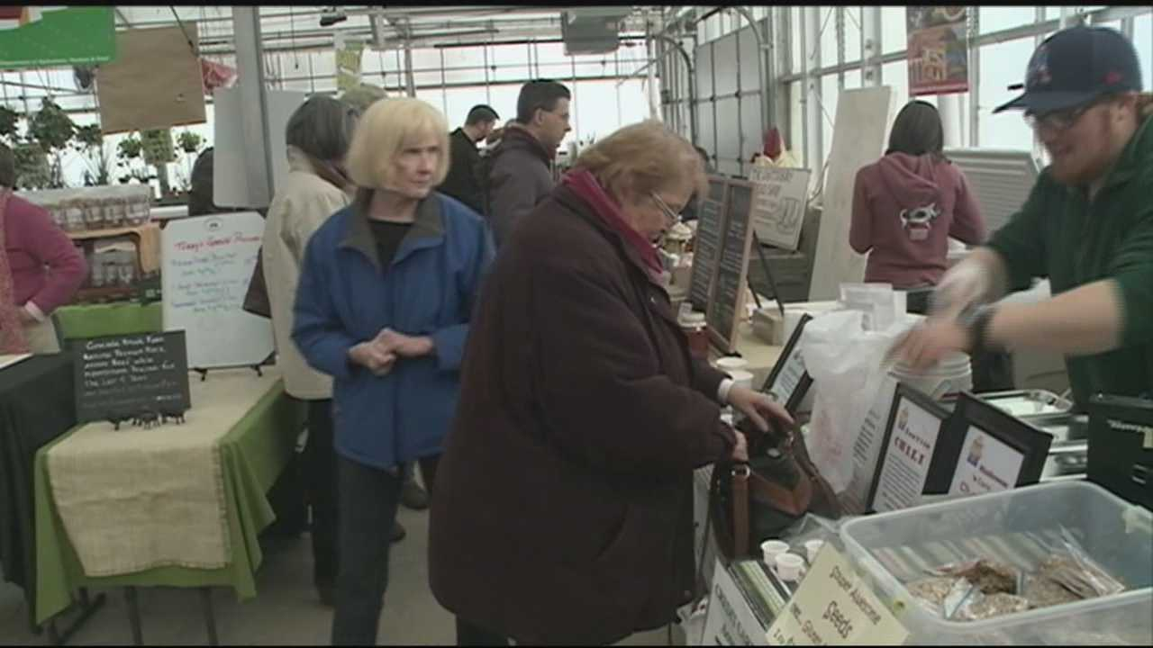Local farmers say it's been a struggle to grow their crops due to cold temperatures and lack of sun this season.