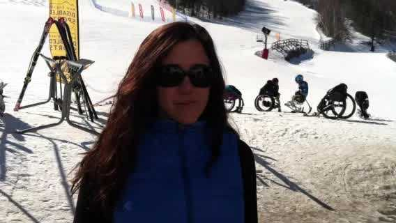 Athletes are competing in the U.S. Paralympic Alpine National Championships at Loon Mountain this week.