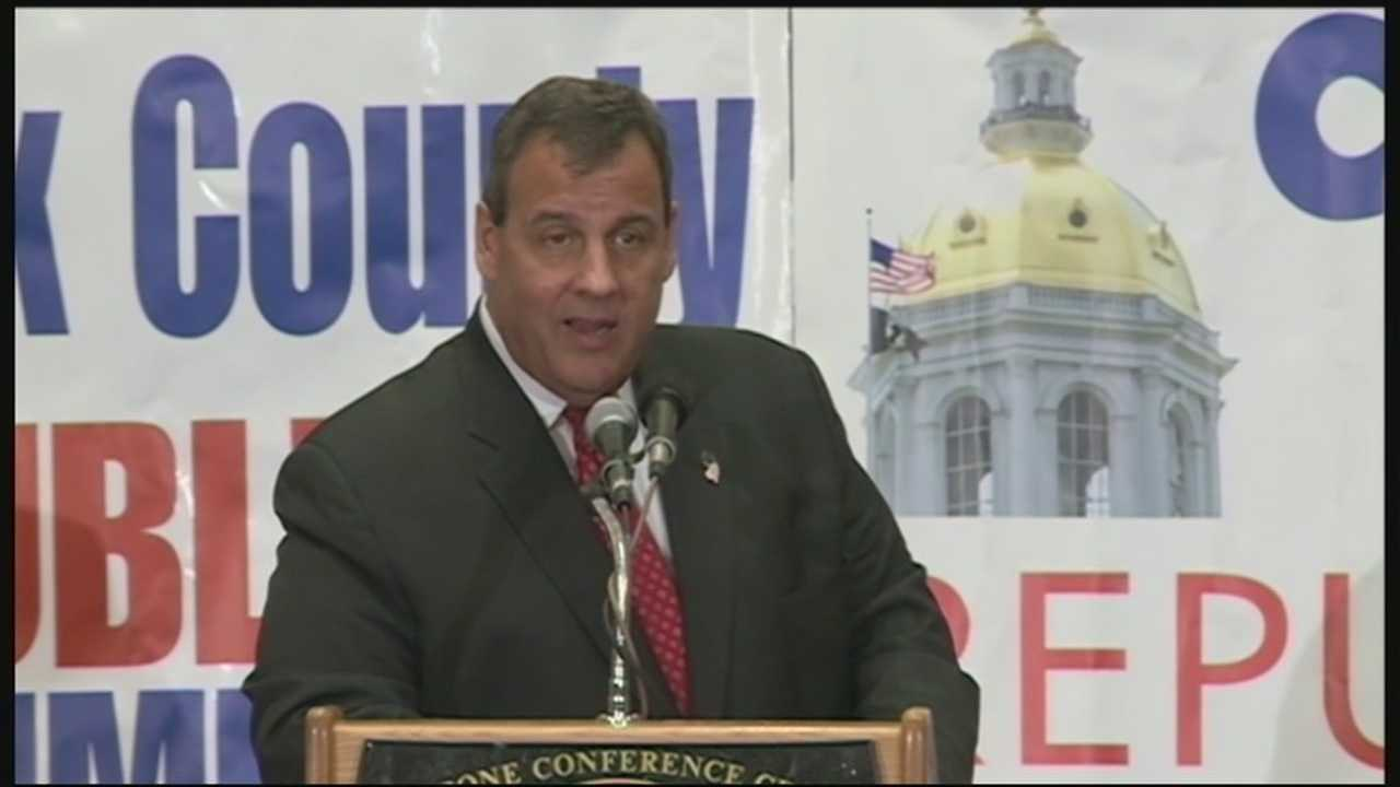 As potential and announced presidential candidates continue to visit New Hampshire, some are asking what happened to Chris Christie.