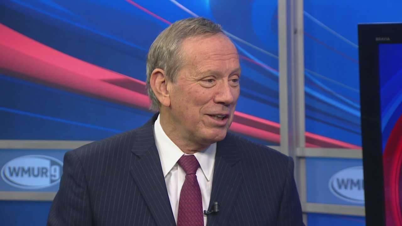 Former New York George Pataki sits down with Josh McElveen on CloseUP.