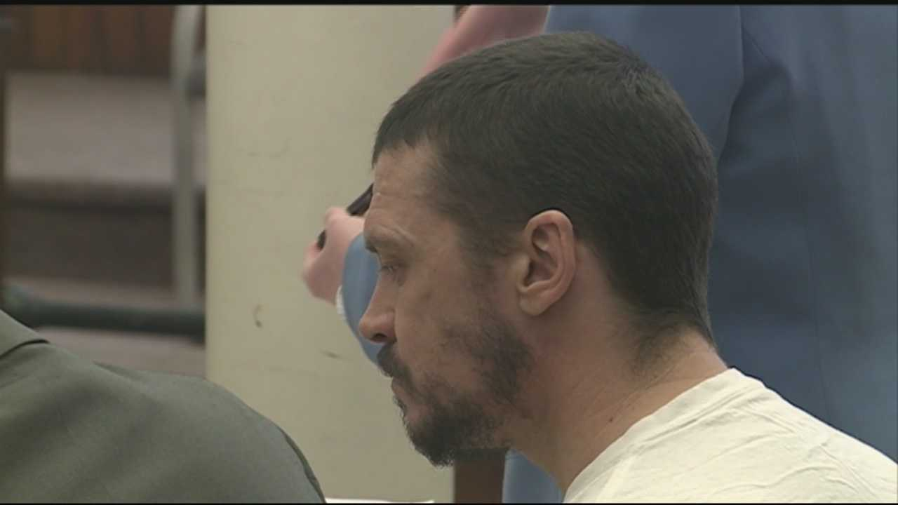 A former Charlestown man convicted of killing his wife was sentenced Friday to 30 years to life in prison.