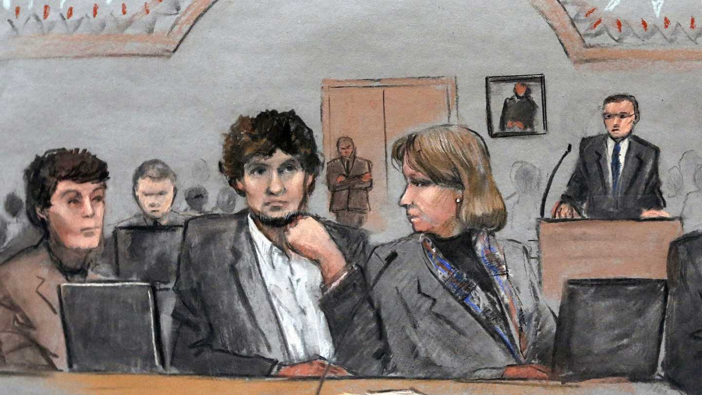 Boston Marathon bomber Dzhokhar Tsarnaev was sentenced to death for his role in the 2013 terror attack in Boston.