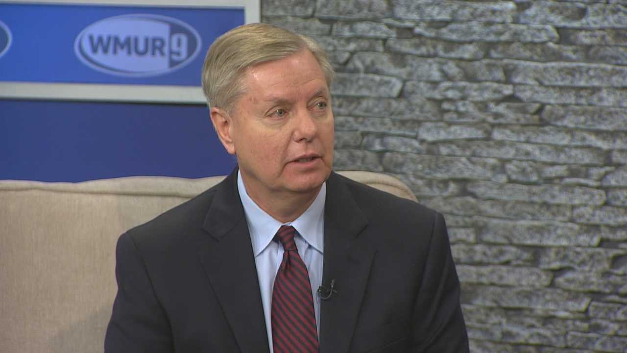 Potential Republican presidential candidate Lindsey Graham joins Josh McElveen for the Conversation with the Candidate series (Part 1).