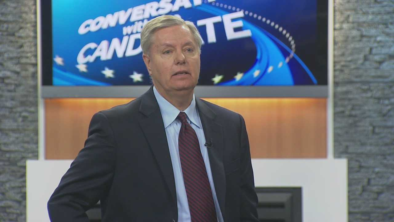 Conversation with the Candidate: Lindsey Graham (Part 2)