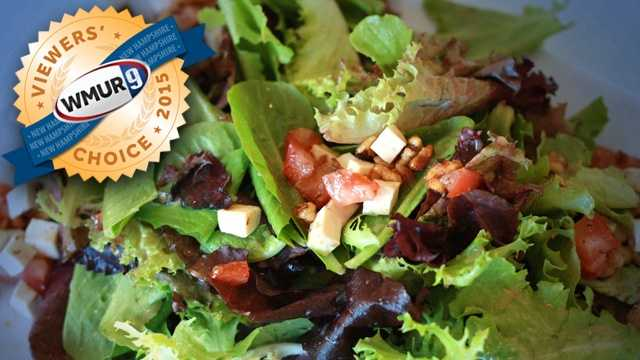 This week, we asked our viewers who serves the best salad in the Granite State. Take a look at the top responses!