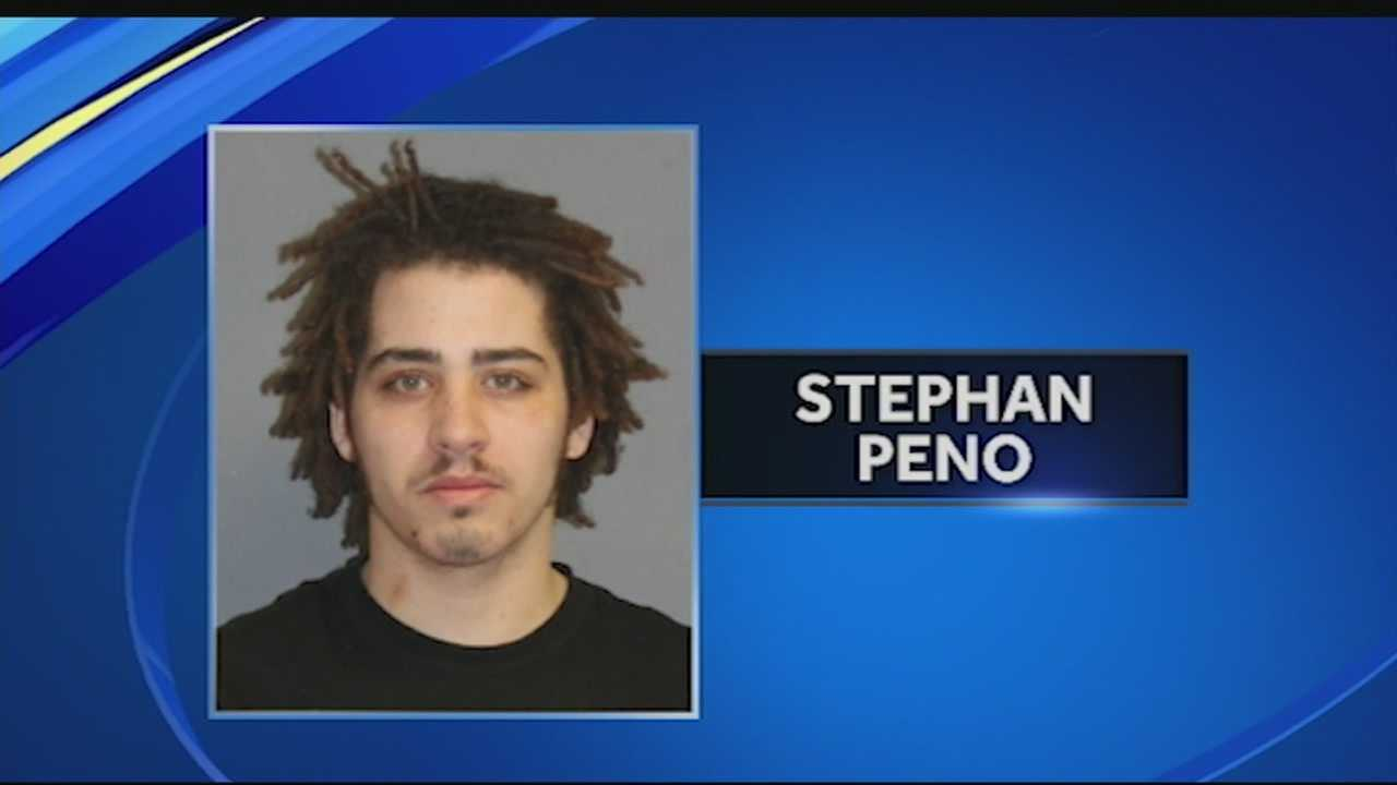 The New Hampshire Attorney General's Office said a warrant has been issued for the arrest of a suspect in connection with the stabbing death of a Nashua man in March. WMUR's Shelley Walcott reports.