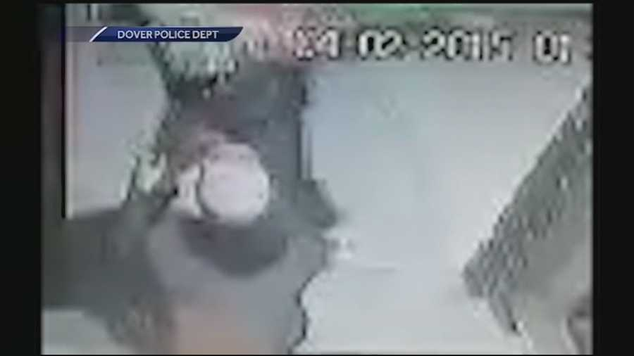 Dover police seek man behind jaw-breaking punch caught on video
