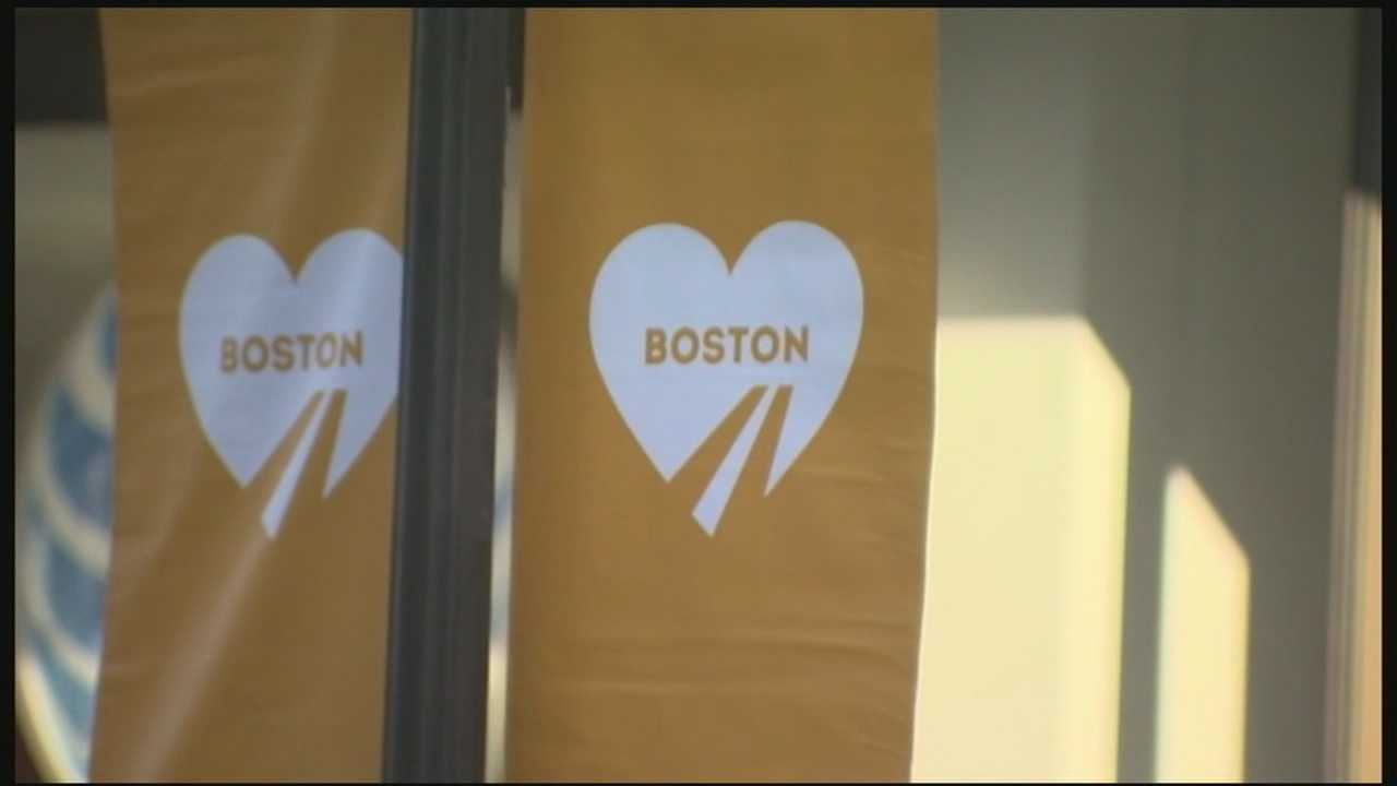 With a moment of silence, the tolling of church bells and a call for kindness, Boston marked the second anniversary of the marathon bombings Wednesday, the emotions clearly still raw from the devastating attack during one of this city's most cherished events.