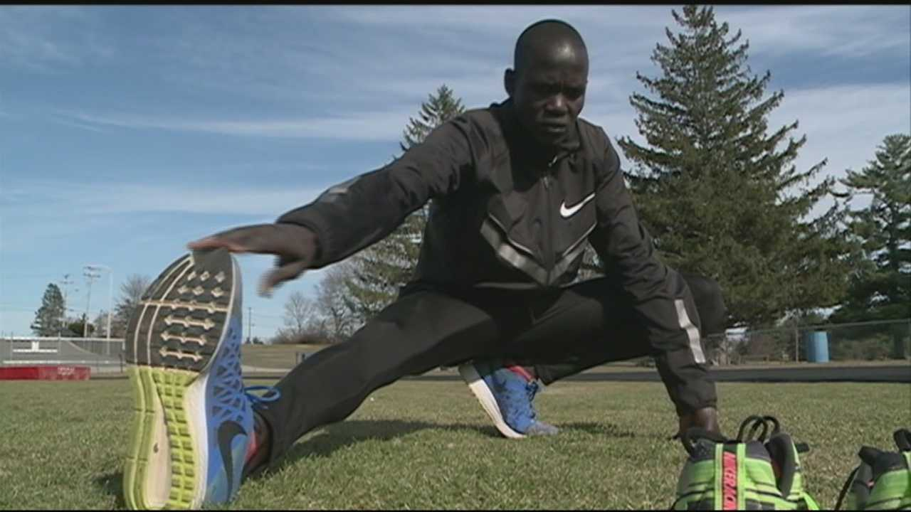 Concord High Alum prepares for the Boston Marathon