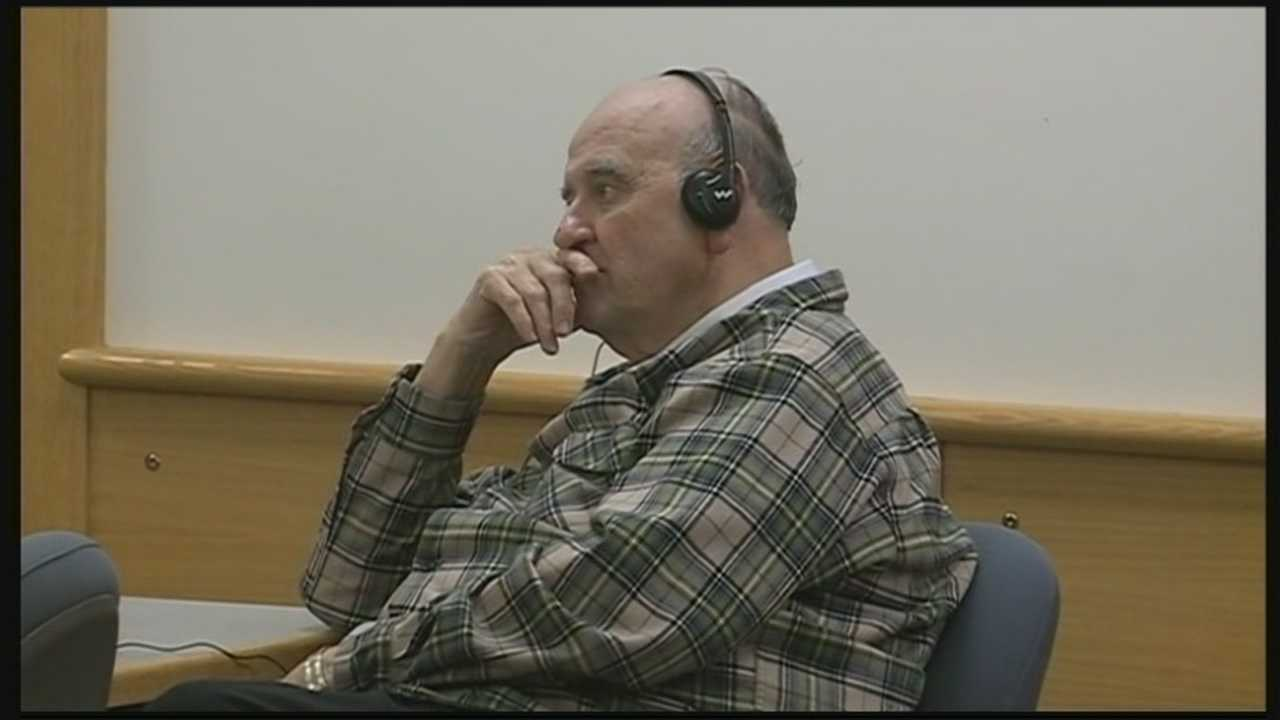 A piano teacher who has taught in Atkinson for decades is on trial after he was accused of sexually assaulting a student.