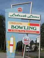 1. Lakeside Lanes in Manchester