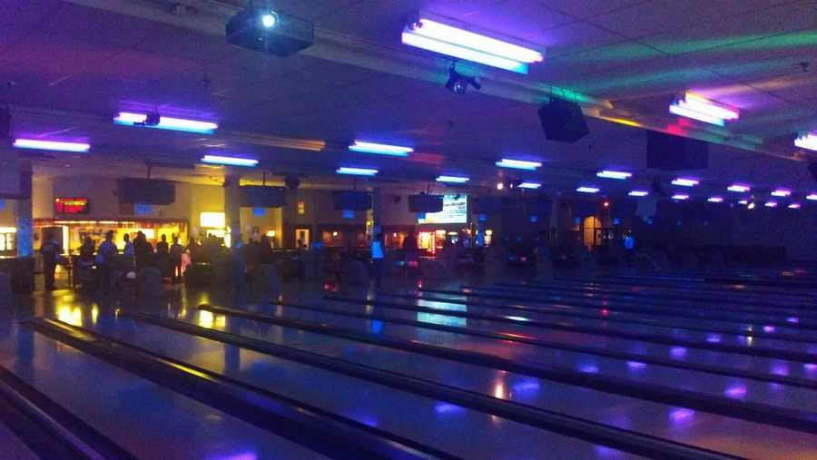 5. Strikers East Bowling Lanes in Raymond